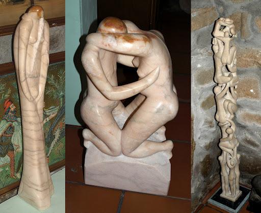 Armando Martinez, escultor