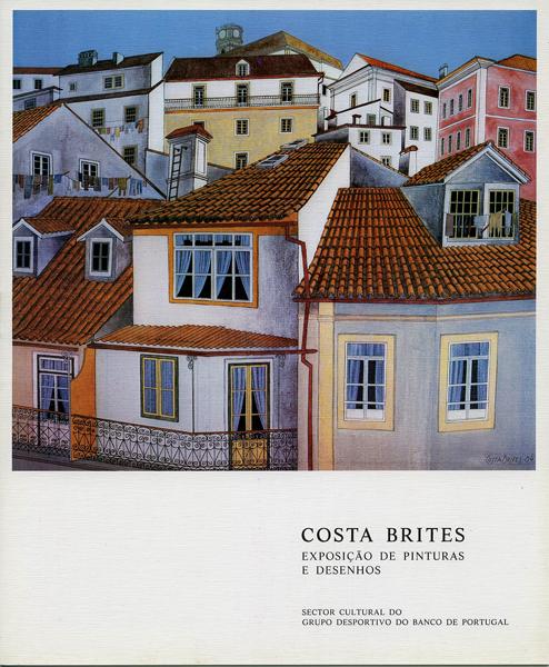 Catálogo exposição Lisboa, BP - Março/Abril 1896